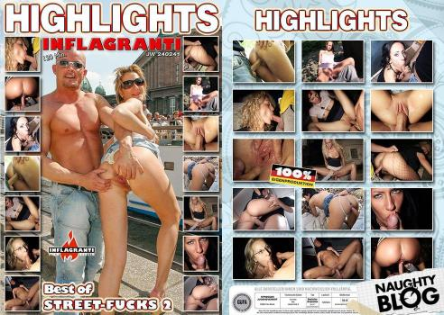 Inflagranti Highlights: Best Of Street-Fucks 2 (2016)