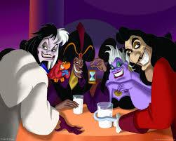 Jafar-Garfio-Úrsula-Cruella-malosos-blog-maternidad