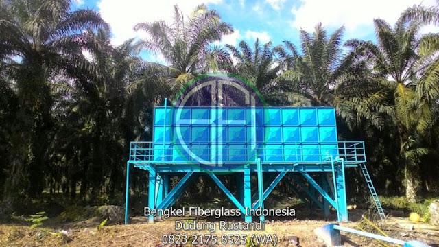 tangki panel air bersih
