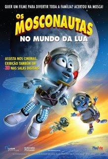Os Mosconautas no Mundo da Lua – Dublado (2008)