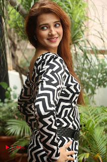 Actress Saloni Latest Pos in Short Dress  0022.JPG