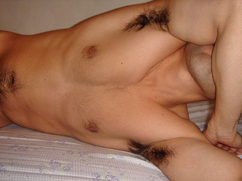mens hairy armpits cocks balls