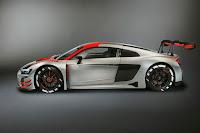 Audi R8 LMS GT3 2019 Side