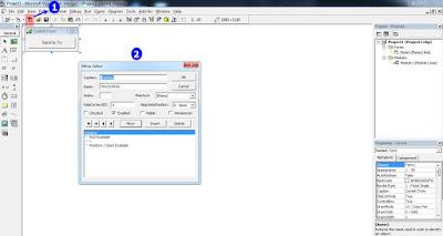 Cara Pembuatan Minimize To Try Memakai Visual Basic 6.0 (Vb6)