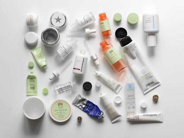 recenze spotřebované kosmetiky