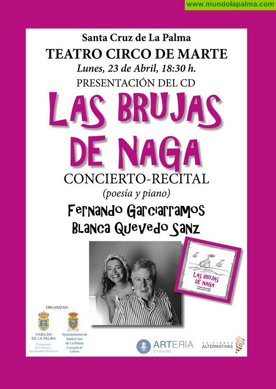 El Ayuntamiento de Santa Cruz de La Palma celebra este lunes el Día del Libro con actividades de títeres y poesía