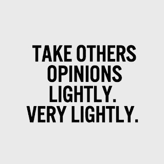 kwikk wisdom quotes-takes others opinion very lightly