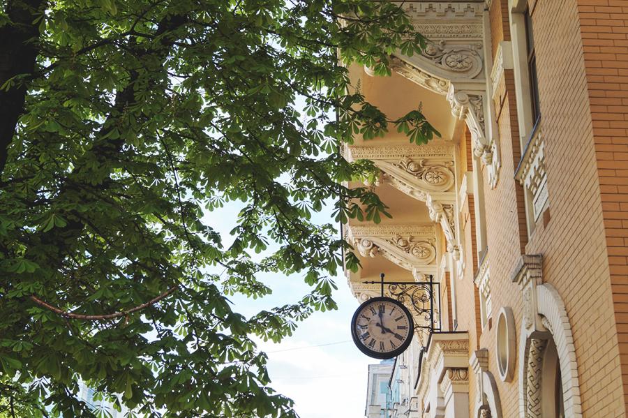 Киев блог