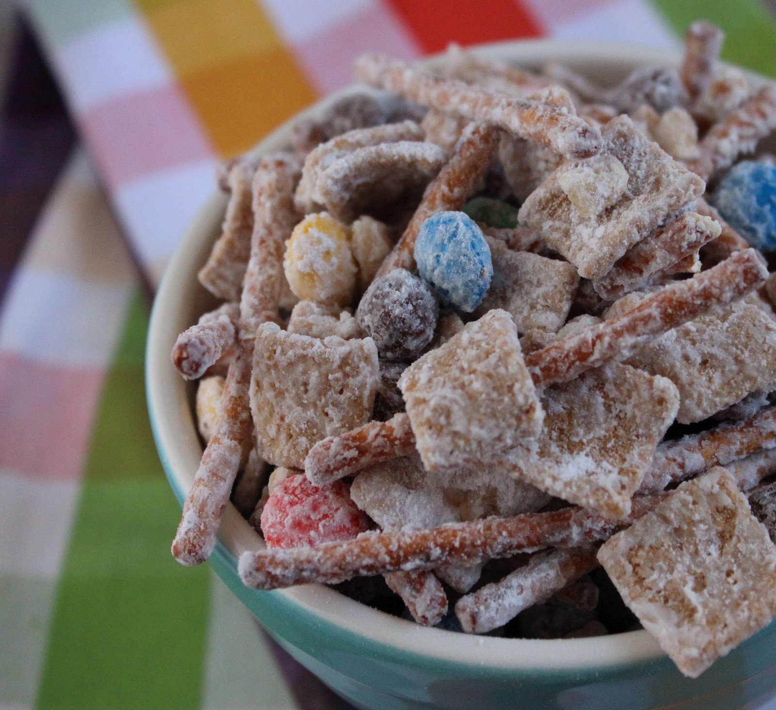 The Apron Gal: White Chocolate Snack Mix
