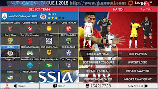 Download FTS 18 Mod FIFA World Cup 2018 by NGO QUY TAI
