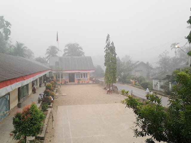 kabut asap solok selatan