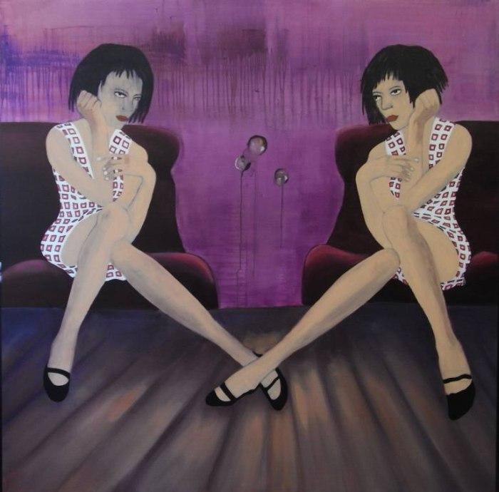 Фигуративная живопись. Dominique Albertelli