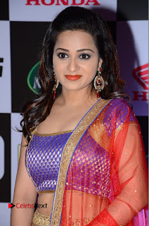 Actress Reshma Rathore Pictures in Lehenga Choli at Mirchi Music Awards South 2015  0001.JPG