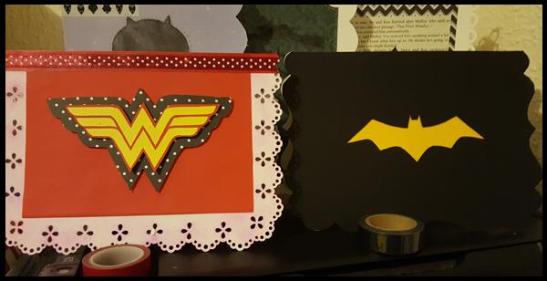 DC Fandom Cards