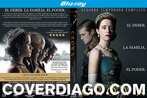 The Crown - Segunda Temporada - BLURAY