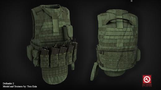 Arma3用現代軍MODのDefender 2
