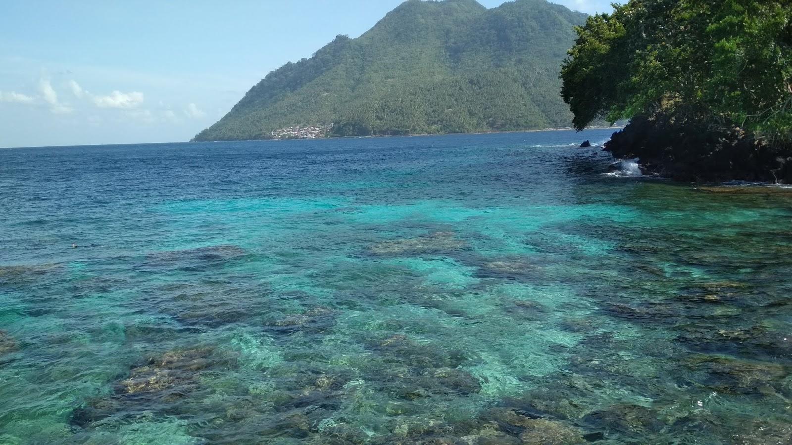 Maluku Utara: Jikomalamo Beach, Pantai Indah Yang ...