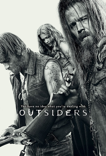 Outsiders (2016-) ταινιες online seires oipeirates greek subs