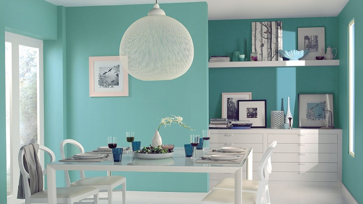 5 cores recomend veis para pintar paredes de casas pequenas decora o e ideias - Pintura de paredes para salones ...
