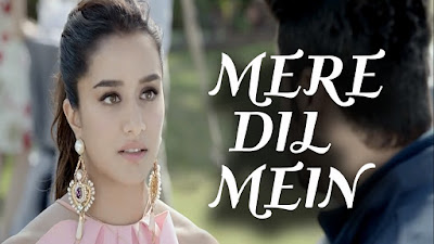 Mere Dil Mein Lyrics ( Both Version) - Veronica Mehta & Yash Narvekar | Half Girlfriend