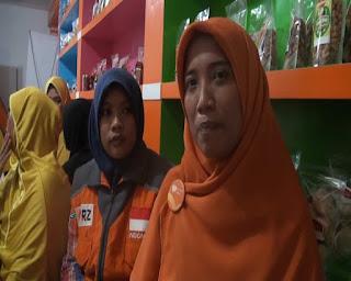 Ana Mardiyati Fasilitator Ekonomi Lingkungan Rumah Zakat