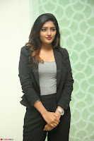 Actress Eesha Looks gorgeous in Blazer and T Shirt at Ami Tumi success meet ~  Exclusive 086.JPG