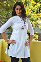 Kiran Chetwani in Denim and White Kurti  Exclusive 030.JPG