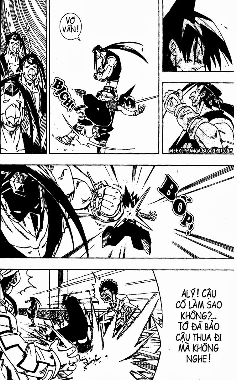 Shaman King [Vua pháp thuật] chap 147 trang 6