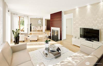 Pilih Mana Warna Cat Dinding Yang Tepat Untuk Ruang Keluarga Anda 1
