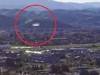 UFO Tertangkap Drone Di Silicon Valley
