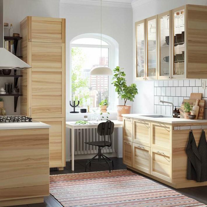 La distribución ideal para una cocina
