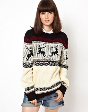 christmas jumper christmas jumper day 2016 christmas sweater maglioni natalizi mariafelicia magno fashion blogger italiane blog di moda color block by felym natale 2016