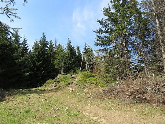 Skałka (1163 m n.p.m.).