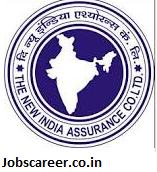 Assistant Recruitment in The New India Assurance Company Limited for 976 Posts Last Date 29/03/2017