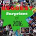 Biggest Surprises of 2016