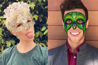Snapchat's Exclusive iPhone X AR Lenses Are Now Available