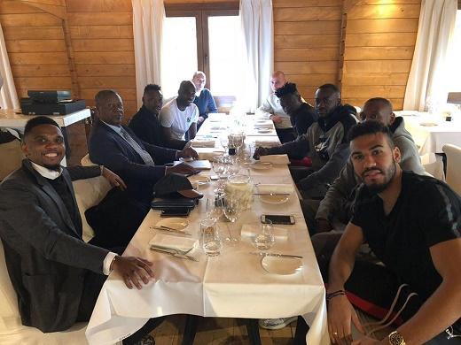 Lions Indomptables: Eto'o, Kameni, Tchoupo, Kana-Biyik... de retour dans la tanière !