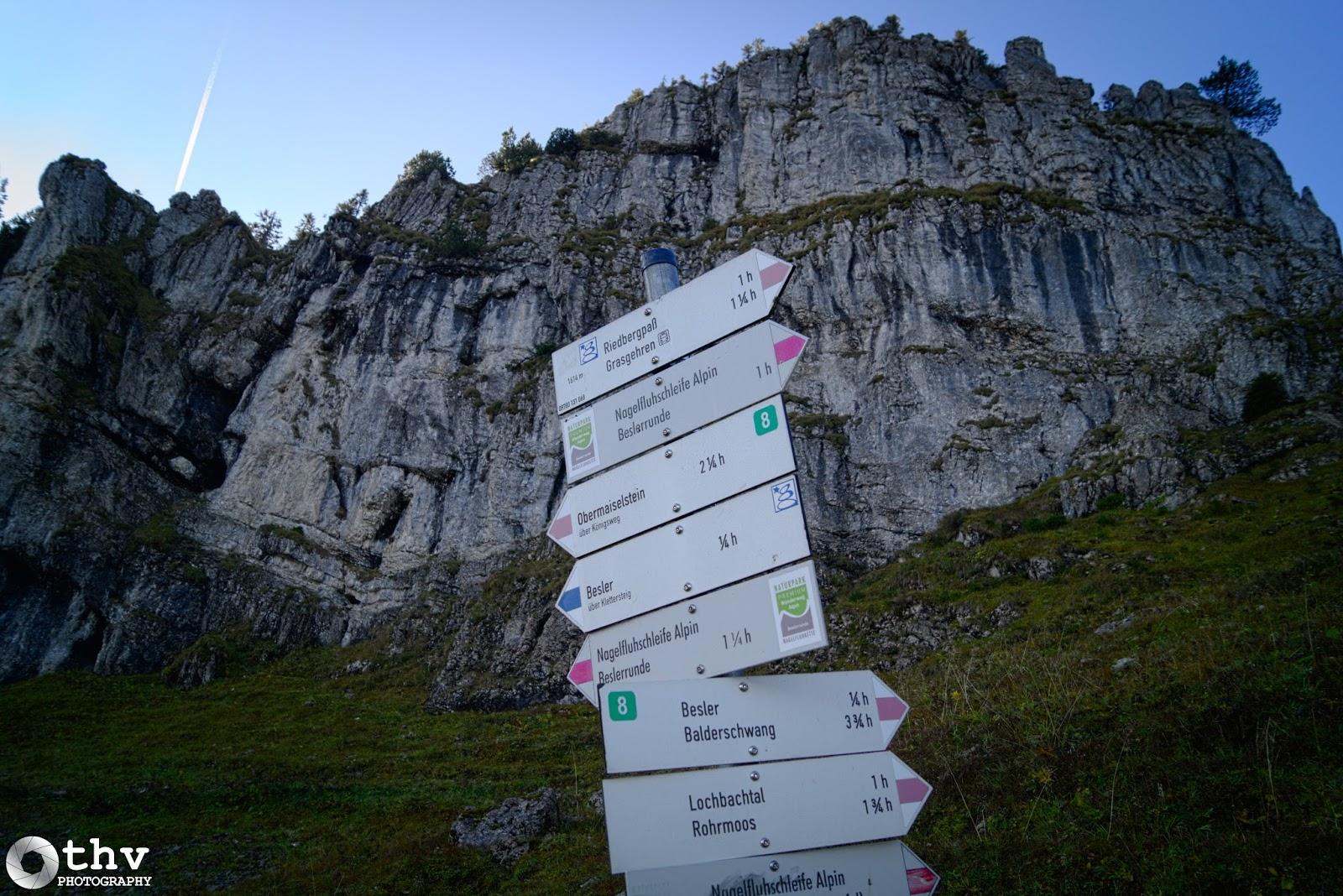 Klettersteig Besler : Touren infos rund um s allgäu besler m beslerkopf