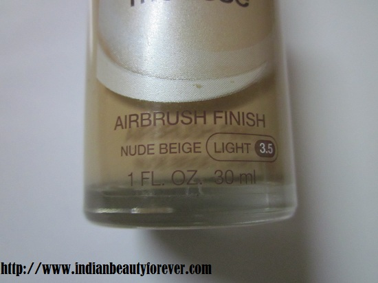 Maybelline Dream Liquid Mousse Foundation shades