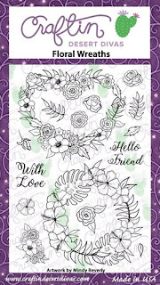 http://craftindesertdivas.com/floral-wreaths/