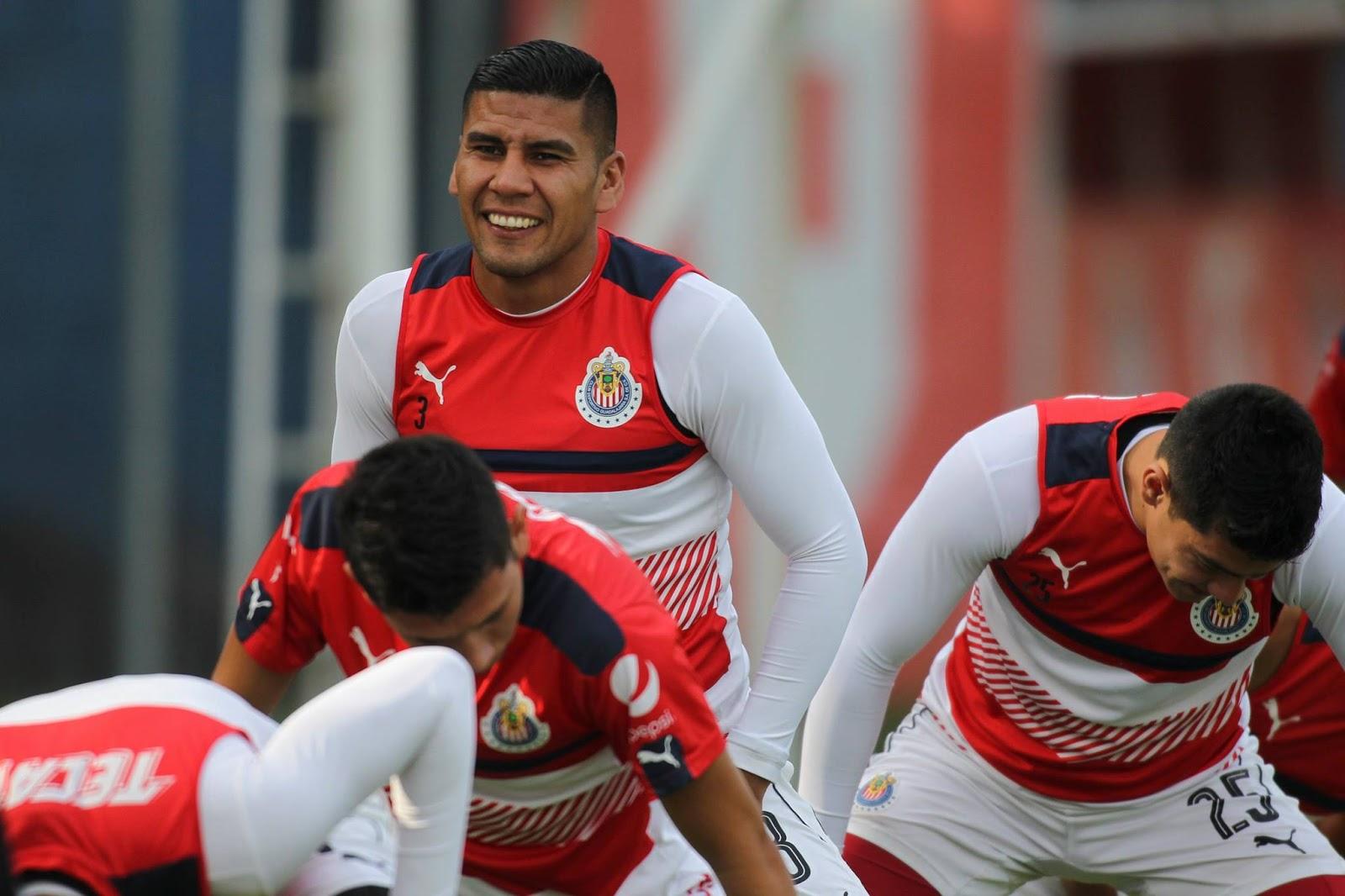 El defensa afirma que Chivas quiere volver al dinamismo que lo caracterizó al inicio del torneo.