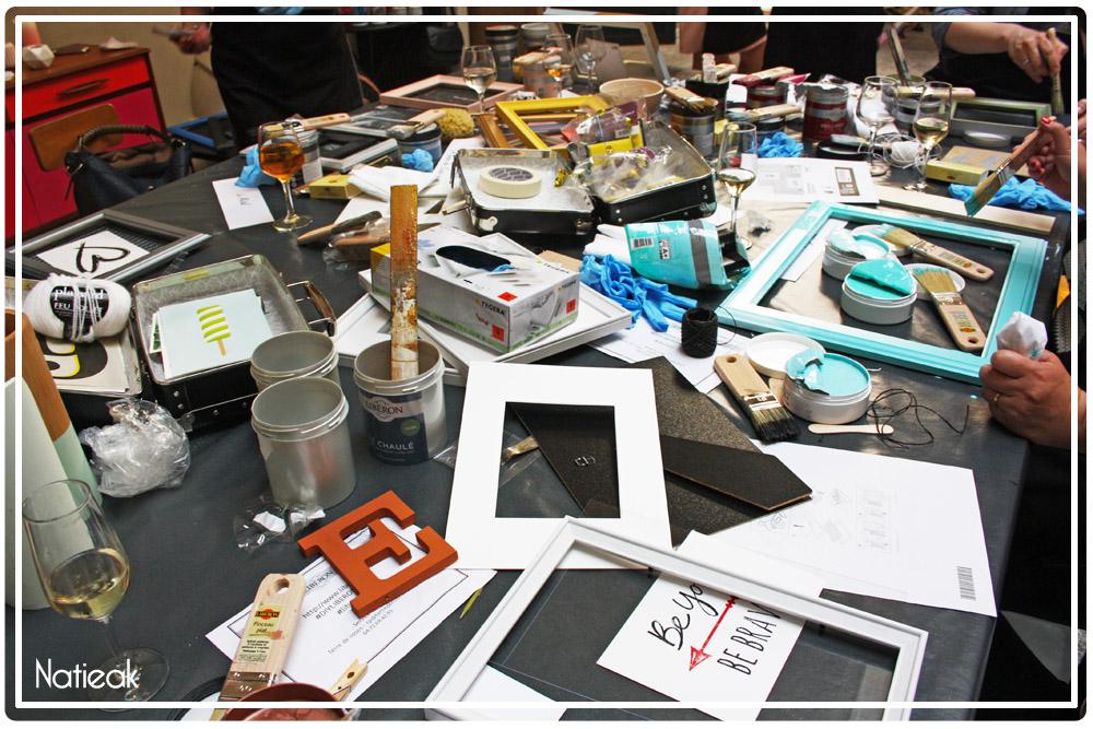 Atelier Libéron Sortez du cadre