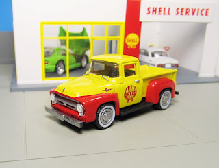 GreenLight Shell   Ford F-100