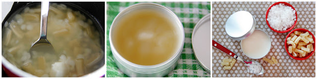Simple DIY Homemade All-Natural Dog Paw Balm.