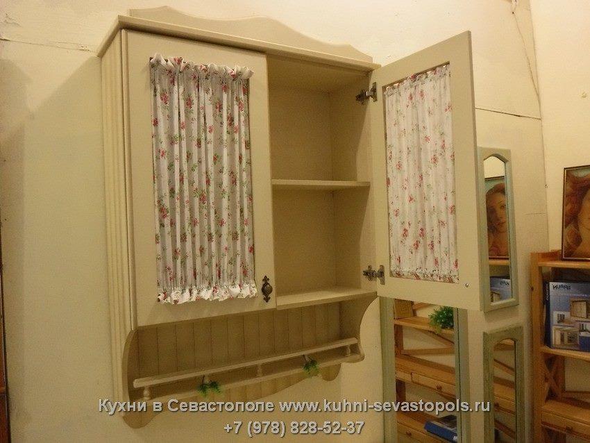 Светлая кухня массив Севастополь