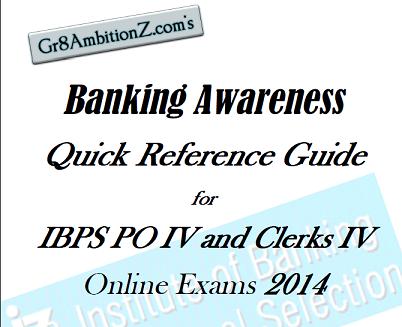 banking awareness quick reference guide 2014 pdf download rh gr8ambitionz com SBI Bank Exam Details SBI Bank Exam