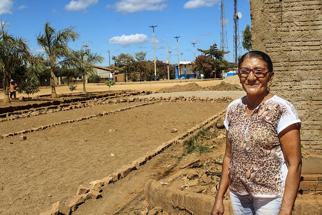 Cotegipe recebe obras de pavimentação e urbanização