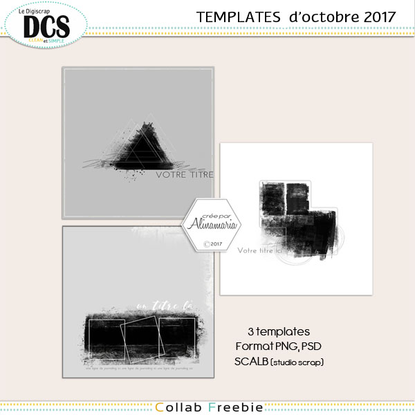 DCS: Les templates d