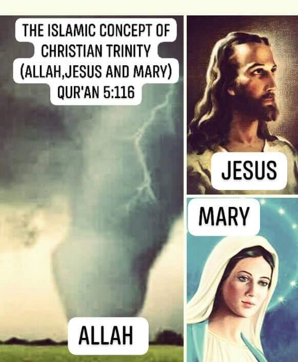TRINITY IN ISLAM
