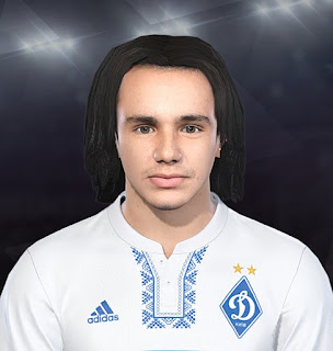 PES 2019 Faces Mykola Shaparenko by Vlad_R